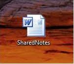 Adobe Connect Now notatki zapisane do pliku Word