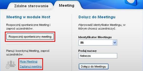 TeamViewer wysylanie zaproszenia