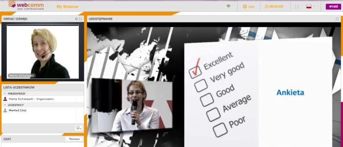 Wideo w ClickWebinar
