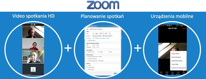 Zoom - program do spotkań online