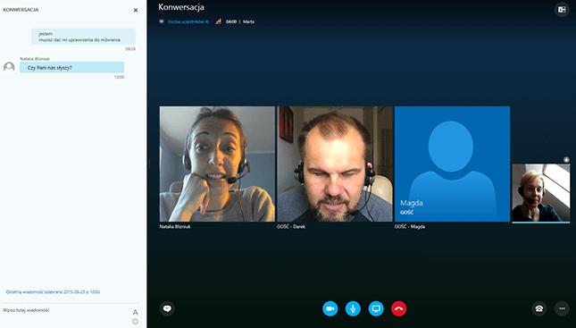skype-for-businnes-widok-osoby-mowiacej
