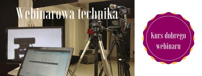 Kamera i mikrofon do webinarów