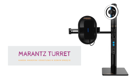 Marantz Turret recenzja