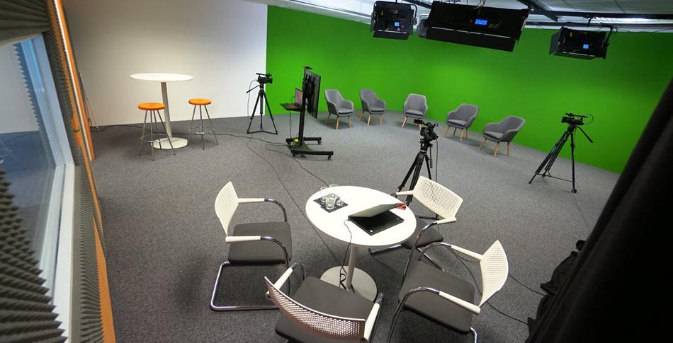 Studio webinarowe Webcomm