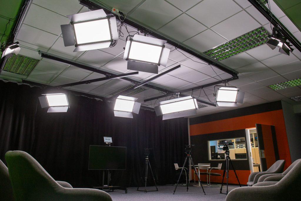 Studio do webinarów Webcomm